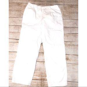 Pendleton Ankle Cotton Pants
